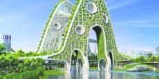 « Il s'agit d'aller plus loin en végétalisant tout ce que l'on peut ». Guillaume Recher Bergevin en est convaincu : introduire la nature en ville est aussi synonyme de cohésion.
