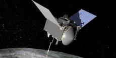 La sonde Osiris-Rex à l'approche de l'astéroïde Bennu devrai revenir sur terre dans sept ans pour rapporter des échantillons afin d'aider à la compréhension du système solaire.