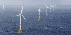 Au total, l'éolien offshore a mobilisé près de 30 Mds$ en 2016