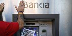 Bankia, le symbole de la crise bancaire espagnole.