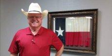 Le Texan s'est offert au frais du contribuable une injection de Jésus, supposée lui ôter la douleur à vie.