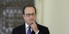 En découvrant le dernier sondage BVA, François Hollande a de quoi douter.... Il ne serait pas présent au second tour dans tous les cas de figure