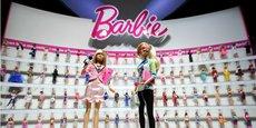 Mattel, le fabricant de la poupée Barbie, fait partie des entreprises sanctionnées par la juridiction new-yorkaise.