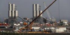 Le projet, de 18 milliards de livres (21,2 milliards d'euros), est financé en partie par des capitaux chinois.
