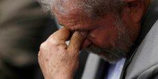 L'ex-président brésilien Lula est depuis plusieurs mois au coeur d'une tourmente judiciaire qui  pourrait mettre fin à sa carrière politique