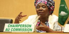 La Sud-Africaine Nkosazana Dlamini Zuma assure l'intérim jusqu'au prochain sommet de l'UA en janvier 2017