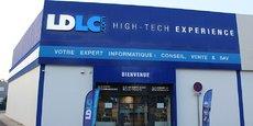 LDLC avait mis à profit la période du confinement pour finaliser l'acquisition du spécialiste de la vente en ligne Top Achat, à la mi-avril.