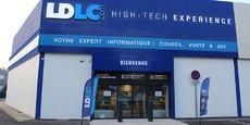 La boutique de Bordeaux a ouvert ses portes ce mardi 20 septembre.