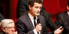Le député-maire de Tourcoing, Gérald Darmanin affirme que l'ex-chef de l'Etat n'est pas mis en examen pour financement illégal de campagne.