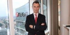 Jean-Pierre Mustier, le patron de la banque italienne UniCredit, se verrait bien convoler avec la Société Générale, dont il dirigea les activités de marchés.