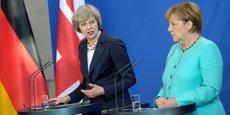 Spoiler : Theresa May est devant Angela Merkel au classement des personnalités les plus influentes du monde économique.