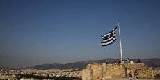 Le FMI prévoit que la croissance de l'économie grecque devrait atteindre 2,1 % cette année et 2,6 % l'an prochain.