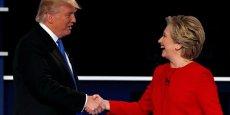 Seul un quart de la population américaine a suivi le débat entre les deux candidats à la présidentielle américaine.