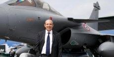 E 2016, c'est l'Inde qui a tiré vers le haut les exportations française d'armement avec la signature du contrat portant sur la vente de 36 avions de combat Rafale fabriqués par  Dassault Aviation (7,87 milliards d'euros).
