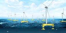 Une ferme d'éoliennes flottantes au large de Groix d'ici 2020