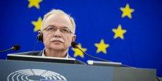 Dimitris Papadimoulis, vice-président du parlement européen.