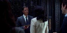 Dans les séries américaines, la phrase You've been served est presque un classique.