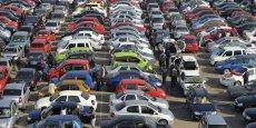 Malgré les mauvais chiffres d'octobre, les immatriculations de voitures neuves en France devraient croître de 5% en 2016.