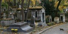 Pour une belle tombe au Père Lachaise, vous avez intérêt à mettre beaucoup d'argent de côté...