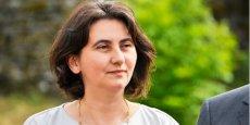 Sophie Pantel, présidente du Conseil départemental de la Lozère
