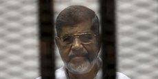 l'ex-président Morsi a vu sa peine de 20 ans d'emprisonnement confirmé. Un verdict qui pourrait être suivi d'autres dont la peine maximale