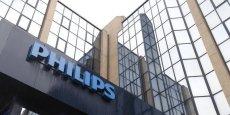 Au troisième trimestre, les branches santé de Philips ont représenté 4,157 milliards d'euros de chiffre d'affaires.