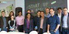 Une génération d'entrepreneurs donne un nouveau souffle à la France : d'après le baromètre France Digitale-EY, 94% des startups prévoient de recruter d'ici la fin 2016. (Photo: l'équipe de la startup Assembly)