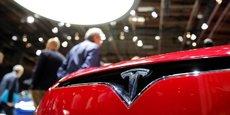 Tesla a écoulé 24.500 véhicules au troisième trimestre, dont 15.800 exemplaires de sa berline haut de gamme Model S et 8.700 crossovers Model X.
