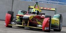 Audi veut faire de la Formula E le porte-étendard de ses technologies électriques.