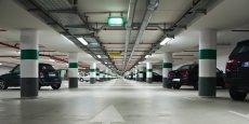 Parkisseo proposait une application mobile pour trouver les places de stationnement disponibles autour de soi