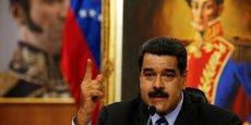 Jugé responsable de la crise économique que traverse actuellement le pays, Nicolas Maduro fait l'objet d'un référendum révocatoire, dont le processus a été suspendu cette semaine.