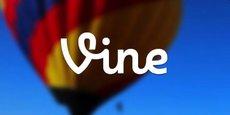 L'application Vine, permettant de faire des vidéos de 6 secondes, revendique 200 millions d'utilisateurs actifs par mois