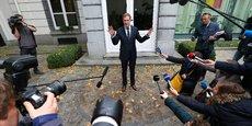 Paul Magnette, ministre-président de la Wallonie, avait annoncé jeudi qu'un accord avait été trouvé avec le gouvernement fédéral.