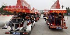 Pour rendre hommage aux grandes figures de l'URSS et du communisme du XXe siècle, les Chinois se rendent de plus en plus au-delà du village de Nanjie (photo), dans le centre de la Chine, considéré comme l'un des derniers modèles du communisme chinois.