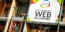 Le BlendWebMix est l'événement phare de l'association La Cusine du Web