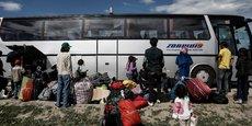Depuis les accord du 18 mars, le flux de réfugiés s'est tari mais, en témoignent les données du gouvernement grec, la pression sur les lieux d'hébergement reste très forte