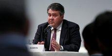 Au cours de sa visite, Sigmar Gabriel a appelé Pékin à abaisser les barrières pour les entreprises allemandes souhaitant faire des affaires en Chine et à créer des règles équitables, des demandes qu'il a rappelées à Hong Kong vendredi 4 novembre (photo), lors de la 15e Conférence Asie-Pacifique de l'économie allemande.