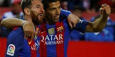 Le FC Barcelone de Lionel Messi et de Luis Suarez estime que son principal relais de croissance commerciale se situe désormais aux Etats-Unis.