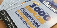 L'édition 2017 sur Palmarès sera dévoilée le 19 janvier.