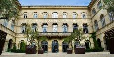 Les locaux de la CCI 30, à Nîmes