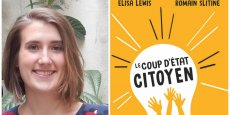Elisa Lewis et son livre Le Coup d'État citoyen