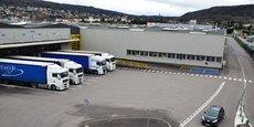 La plateforme logistique de Vesoul doit devenir le site le plus performant du monde en matière de pièces de rechange.