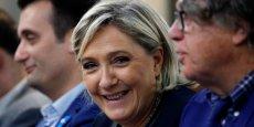 L'entrée officielle en campagne de Marine Le Pen est prévue pour début février.