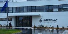 Dassault est l'un de ces grands groupes implantés en Gironde et Pyrénées-Atlantiques.