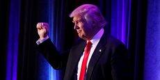 Pendant sa campagne, Donald Trump s'est régulièrement montré hostile à l'égard de certains groupes de la tech.