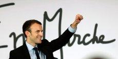 En Nouvelle-Aquitaine, Emmanuel Macron fait mieux qu'au niveau national, avec 68,65 % de suffrages exprimés, contre 31,35 % pour la candidate du Front national.