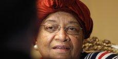 La Présidente du Libéria, Ellen Johnson Sirleaf, tente de couper définitivement avec la période d'instabilité qu'a connu son pays.