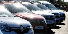 En octobre, le plus gros marché automobile de la zone, l'Allemagne, a décroché de 5,6%, tandis que les immatriculations ont reculé de 4% en France.