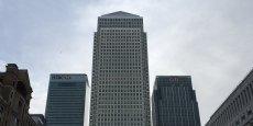Plus de 6.000 personnes travaillent à la tour Citi à Canary Wharf, à Londres, plus d'un quart des effectifs de la banque américaine en Europe.