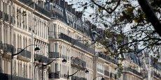 Le niveau moyen des transactions immobilières en région parisienne est supérieur de 50.000 euros à la moyenne nationale.